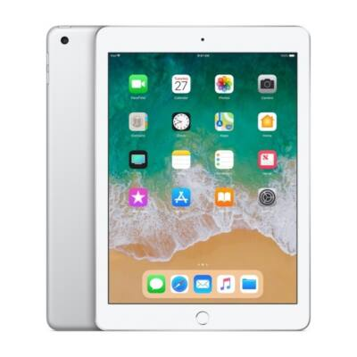 APPLE 9.7-inch. iPad 6, Wi-Fi, 128GB - Silver (2018)