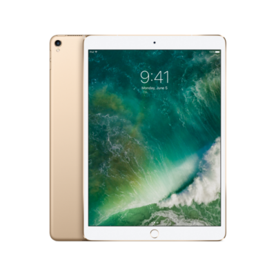 APPLE Apple 10.5-inch iPad Pro Cellular 256GB - Gold (2017)
