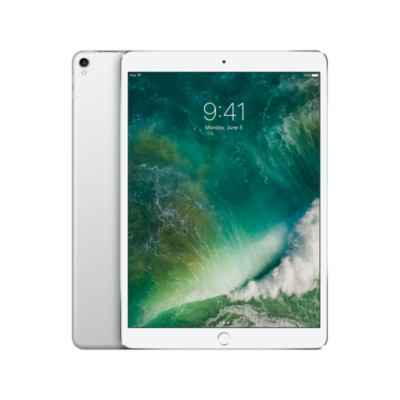 APPLE Apple 10.5-inch iPad Pro Cellular 512GB - Silver (2017)