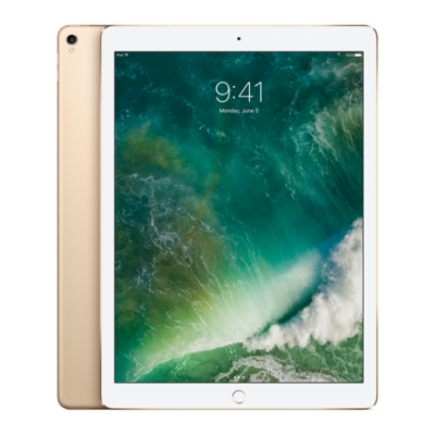 APPLE Apple 12.9-inch iPad Pro Cellular 64GB - Gold (2017)