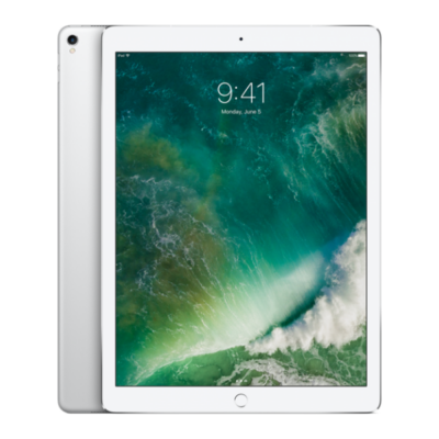 APPLE Apple 12.9-inch iPad Pro Cellular 64GB - Silver (2017)