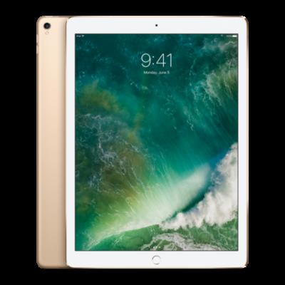 APPLE Apple 12.9-inch iPad Pro Wi-Fi 256GB - Gold (2017)