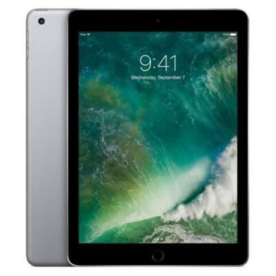 """Apple 9.7"""" iPad Wi-Fi 128GB - Space Grey (2017)"""