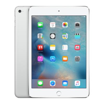 Apple iPad mini 4 Wi-Fi + Cellular 128GB Tablet PC, Silver
