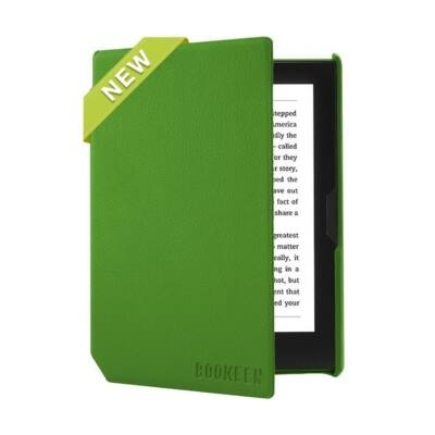 BOOKEEN E-Book tok, Cybook Muse - Green