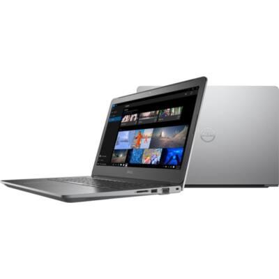 """DELL NB  Vostro 5468 14"""" HD, Intel Core i5-7200U (2,50GHz), 4GB, 500GB HDD, Win 10 Pro, szürke"""