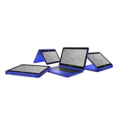 "Dell Inspiron 3179 2in1 11.6"" HD touch, Intel Core m3-7Y30 (2.60 GHz), 4GB, 128GB Win 10 kék"
