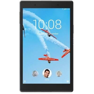 """LENOVO Tab4 8 (TB-8504F), 8"""" HD IPS, Qualcomm APQ8017 Quad-Core, 2GB, 16GB EMMC, Android 7.1, Fekete"""