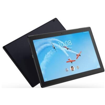 """LENOVO Tab4 10 (TB-X304L-32), 10.1"""" HD IPS, Qualcomm MSM8917 Quad-Core, 2GB, 32GB EMMC, 4G LTE, Android 7.1, Fekete"""