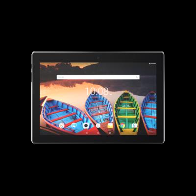 """LENOVO Tab3 10 (TB3- X70F), 10.1"""" FHD, MediaTek MT8161 Quad-Core, 2GB, 32GB EMMC, Android 6.0, Fekete"""