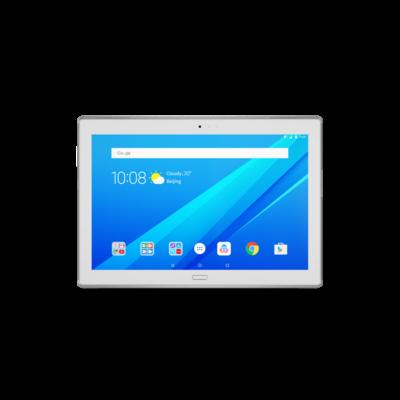 """LENOVO Tab4 10 Plus (TB4-X704F), 10.1"""" FHD, Qualcomm  Snapdragon 625 Octa-Core,  4GB, 64GB eMCP,  Android 7.1 , Fehér"""