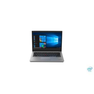 "LENOVO ThinkPad E490, 14.0"" FHD, Intel Core i7-8565U (4C, 4.6GHz), 8GB, 1TB HDD+256GB SSD, Win10 Pro, ezüst"