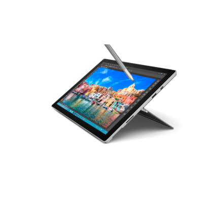 "Microsoft Surface Pro 4 - 12.3"" (2736 x 1824) - Core i5 (6th Gen, HD 520) - 8 GB RAM - 256 GB SSD Windows 10 Pro Eng"