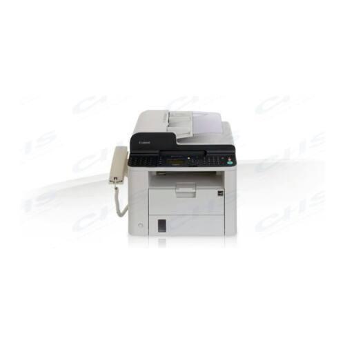 CANON Lézer FAX L410 i-SENSYS, 25 oldal/perc, Nyomtatási felbontás 600×600 dpi, Nyomtatás minősége max. 1200×600 dpi, Pa