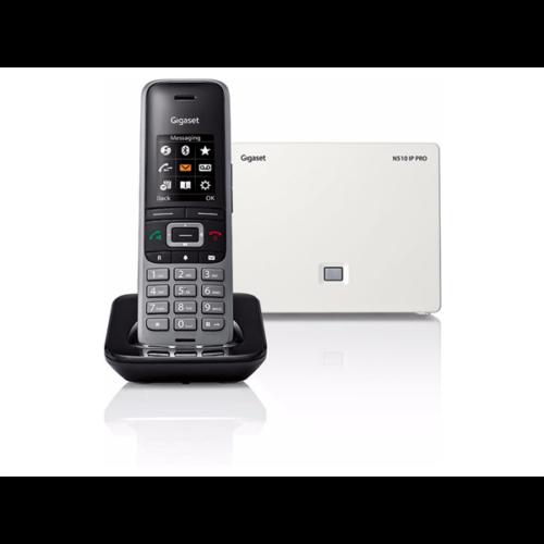 Gigaset S650 IP PRO (bázis N510 IP PRO és S650H PRO kézibeszélő)
